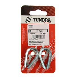 Коуш DIN6899 TUNDRA krep, d=6 мм, в упаковке 2 шт.
