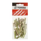 Дюбель для газобетона TUNDRA krep, 6х32 мм, в пакете 30 шт.