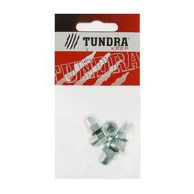 Гайка колпачковая DIN1587 TUNDRA krep, оцинкованная, М8, в пакете 6 шт. Ош