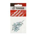 Саморезы с прессшайбой TUNDRA krep, 4.2х19 мм, острый, 18 шт.
