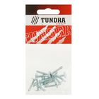 Саморезы с прессшайбой TUNDRA krep, 4.2х19 мм, сверло, 15 шт.