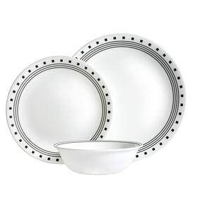 Набор посуды City Block, 12 предметов Ош
