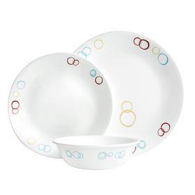 Набор посуды Circles, 12 предметов Ош