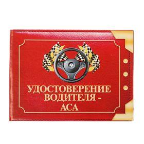 Удостоверение 'Водитель - ас' Ош