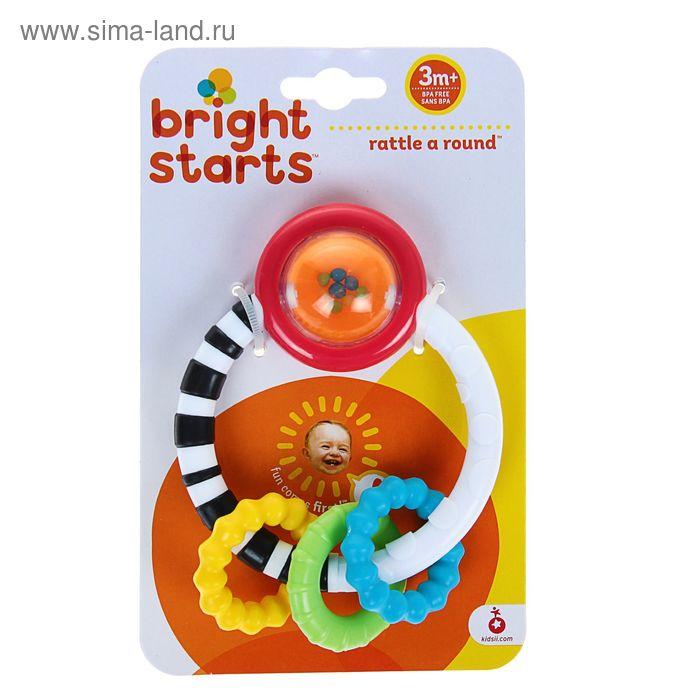 Развивающая игрушка – прорезыватель «Колечко»