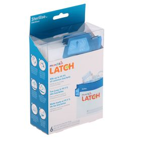 Пакеты для стерилизации Lath, 6 шт. Ош