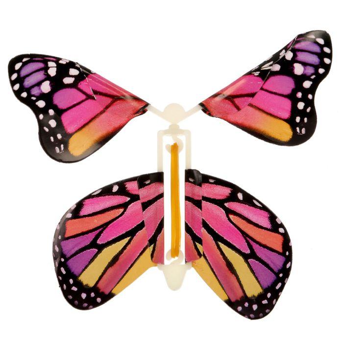 Летающие бабочки в открытке, а.с.пушкина для