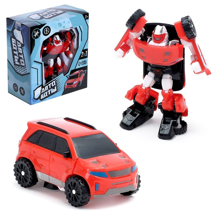 """Робот-трансформер """"Автобот"""""""