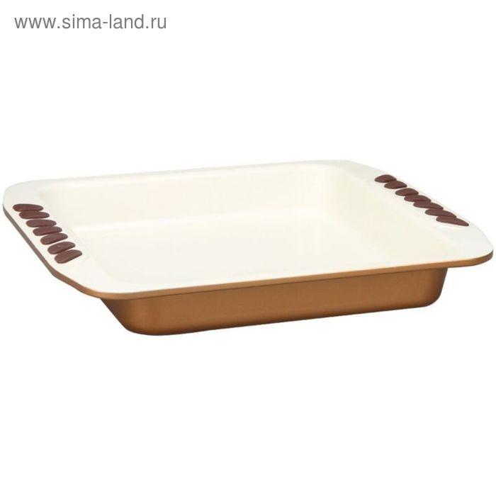 Форма для запекания 22см малая с керамическим покрытием