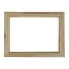 Окно глухое, 30 × 40 см, двойное стекло