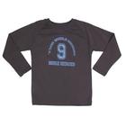 Джемпер для мальчика, рост 134-140 см (38), цвет серый 10137