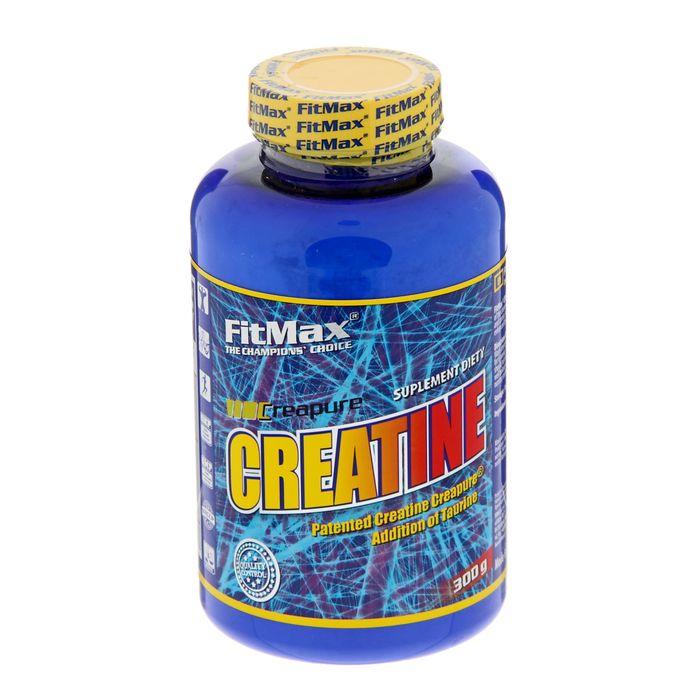 Креатин FitMax Creatine Creapure, 300 г