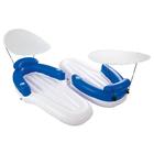 Шезлонг надувной для отдыха на воде (2 шт.) 194х104см (43132)
