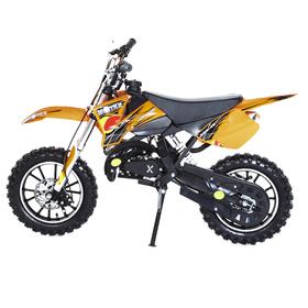 Мини кросс бензиновый MOTAX 50 cc, оранжевый