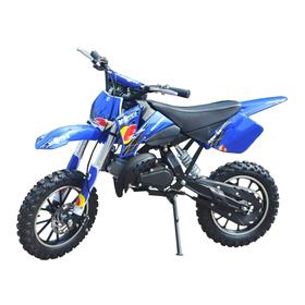 Мини кросс бензиновый MOTAX 50 cc, синий Ош