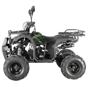 Квадроцикл подростковый бензиновый MOTAX ATV Grizlik LUX125 cc, зелёный камуфляж Ош