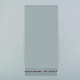 Пакет с липкой лентой 14 х 26/3.5 см, 25 мкм