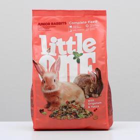 Корм Little One для молодых кроликов, 900 гр