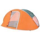 Палатка NuCamp 2-местная 235х145х100 см (68004)