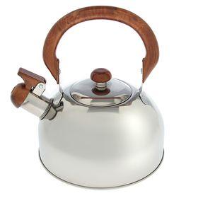 "Чайник со свистком ""Палисандр"", макс. объем 2 л"
