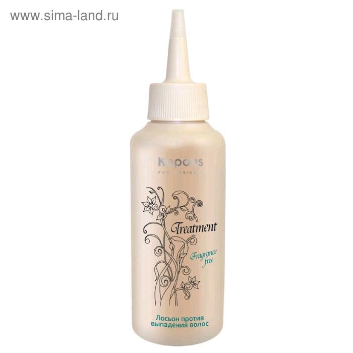 Лосьон против выпадения волос Kapous Treatment, 100 мл