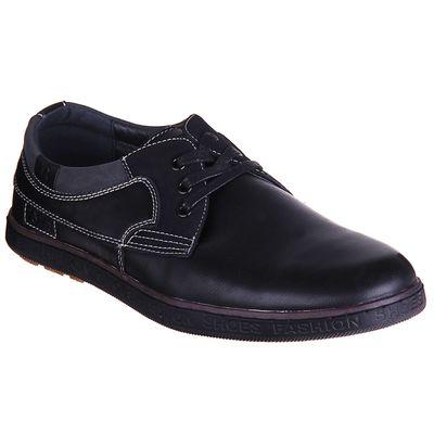 Туфли мужские арт. K157-1 (черный) (р. 44)