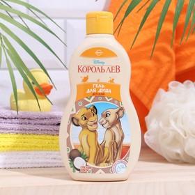Детский гель для душа Disney. Король Лев 'Спелый кокос', 400 мл Ош