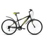"""Велосипед 26"""" Forward Flash 1.0, 2016, цвет черный, размер 15"""""""
