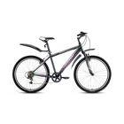 """Велосипед 26"""" Forward Flash 2.0, 2017, цвет черный, размер 17,5"""""""