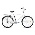 """Велосипед 26"""" Forward Parma 1.0, 2017, цвет белый, размер 19"""""""