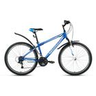 "Велосипед 26"" Forward Sporting 1.0, 2017, цвет синий, размер 17"""