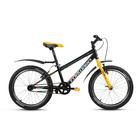 """Велосипед 20"""" Forward Unit 1.0, 2017, цвет чёрный, размер 10,5"""""""