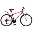 "Велосипед 26"" Altair MTB HT 26 2.0, 2017, цвет красный, размер 19"""
