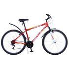 "Велосипед 26"" Altair MTB HT 26 2.0, 2017, цвет красный, размер 17"""