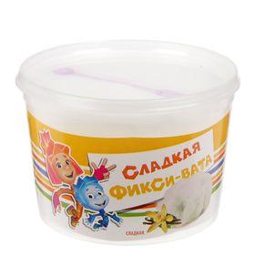 """Сахарная вата ТМ """"Фиксики"""", 0,5 л"""