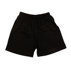 Шорты для мальчика, рост 98 см, цвет черный 05504-10