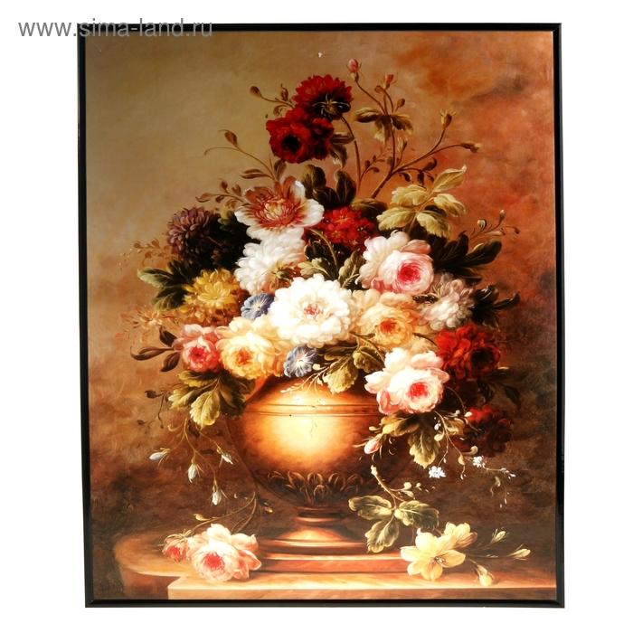 "Картина-постер ""Цветы"""
