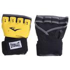 Перчатки гелевые с бинтом (150 см) Duster Evergel, размер L/XL, цвет желтый