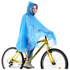 Дождевик для велосипедиста, цвета МИКС