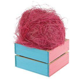 Наполнитель декоративный розовый, 100 г