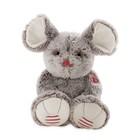 Мышка большая, цвет серый