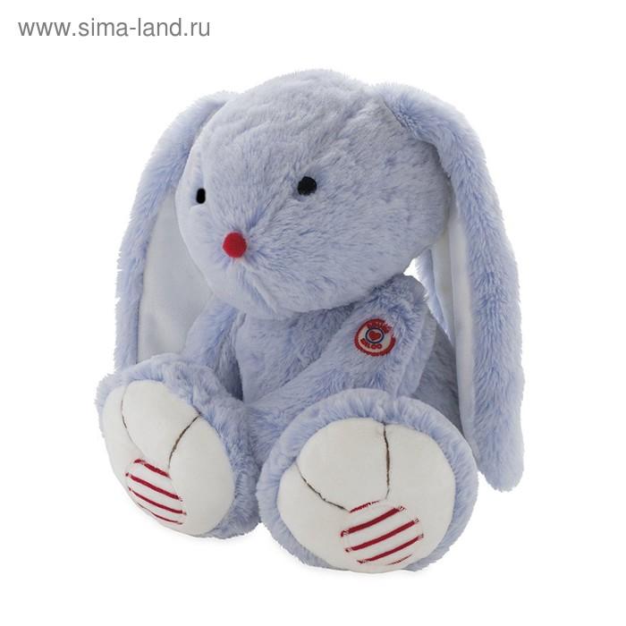 Заяц большой, цвет голубой