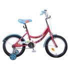 "Велосипед 16"" GRAFFITI Flower, 2017, цвет розовый"