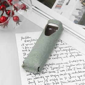 Чехол для электронной сигареты Norton, 1.5х13.5 см, цвет серый Ош