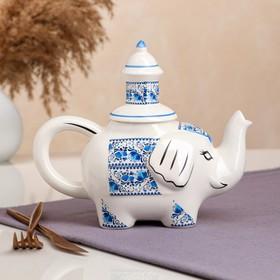 """Чайник """"Слон"""" 0,65 л МИКС"""