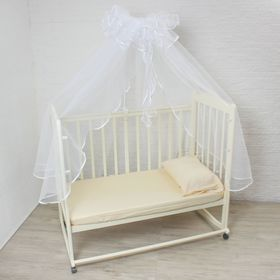Балдахин-вуаль, размер 150х400 см, цвет МИКС 7140 Ош