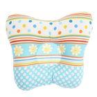 """Подушка для новорожденного """"Бабочка"""", размер 23*27 см, цвет МИКС 1147"""