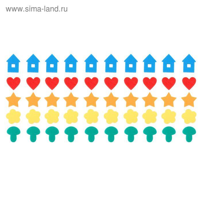"""Мозаика """"Счетный материал № 1"""", МИКС"""