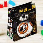 """Пакет ламинат вертикальный """"Astro droid """",Звездные войны , 23 х 27 х 11,5 см"""