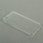 Силиконовый чехол для телефона LuazON, тонкий, для iPhone 6, 6S прозрачный